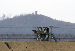 Chwile grozy na granicy koreańskiej