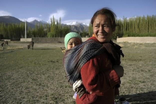"""""""Ci ludzie doświadczają nieludzkiego życia. Cierpią straszny niedostatek sprawiedliwości i wolności"""" /AFP"""