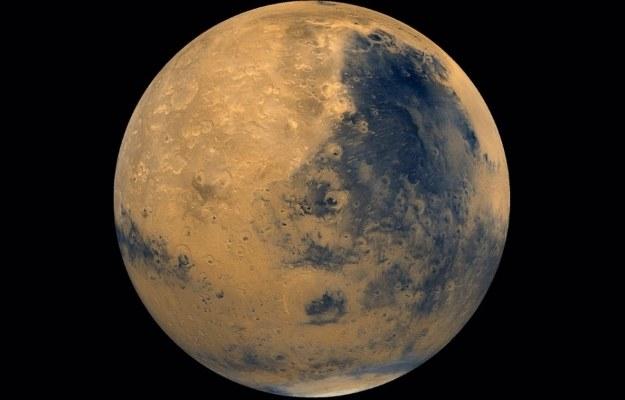 Ciągnie NASA do Marsa /NASA