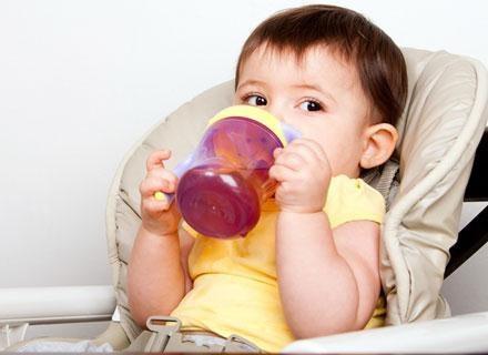 Ciało dziecka w 80 proc. składa się z wody /© Panthermedia