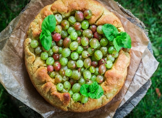 Ciasta agrestowe to pyszne desery z nutą kwaskowości /©123RF/PICSEL