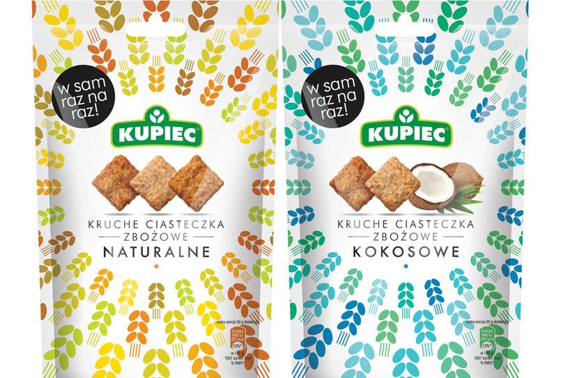 Ciasteczka Kupiec /Styl.pl/materiały prasowe