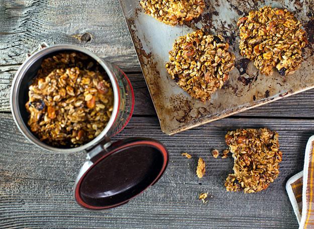 Ciasteczka owsiane są zdrowe i łatwo je przygotować /123RF/PICSEL