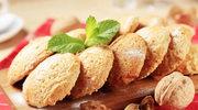 Ciastka z orzechami włoskimi