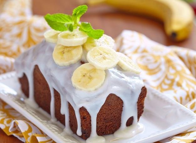 Ciasto bananowe /Picsel /123RF/PICSEL
