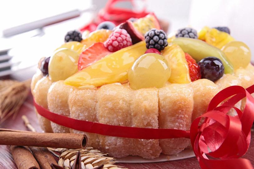 Ciasto bez pieczenia /©123RF/PICSEL