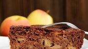 Ciasto czekoladowo-jabłkowe