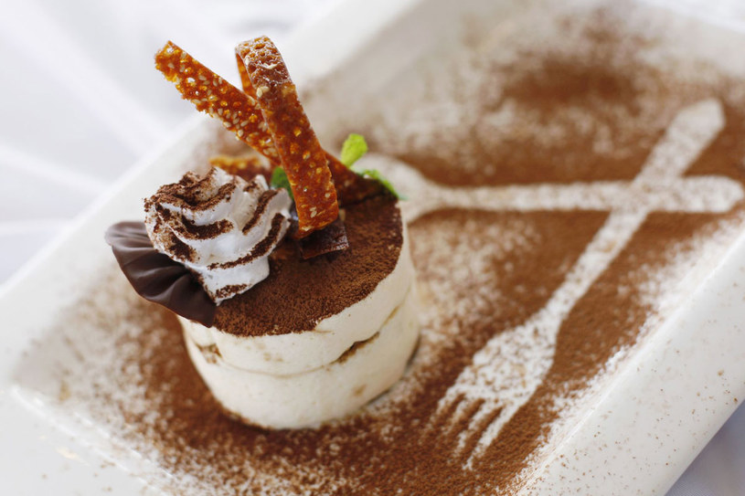 Ciasto kakaowo-waniliowe /©123RF/PICSEL