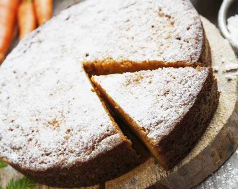 Ciasto marchewkowe - smaczne i zdrowe! /materiały prasowe