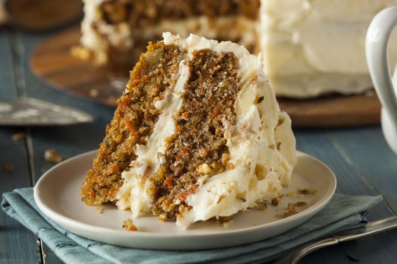 Ciasto marchewkowe /©123RF/PICSEL