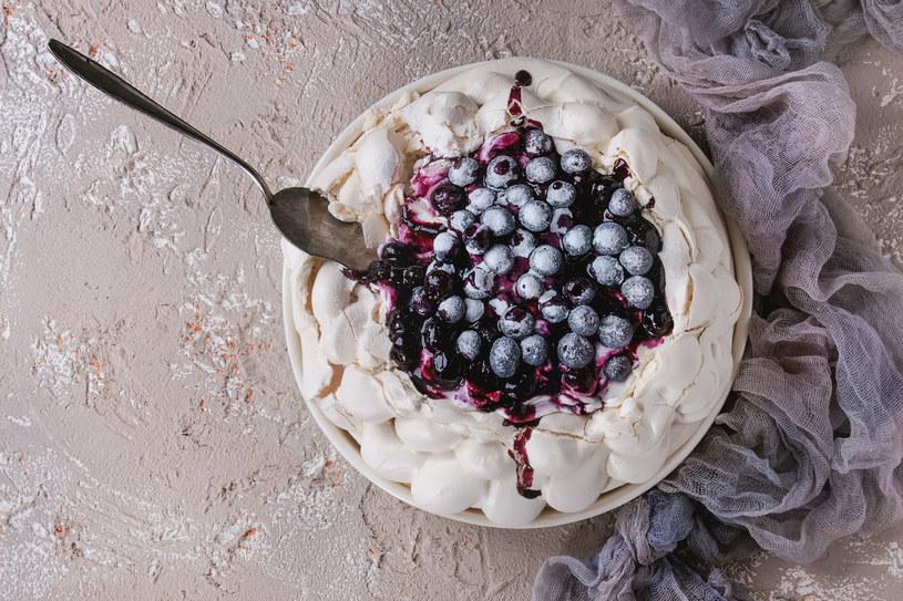 Ciasto z borówkami /©123RF/PICSEL