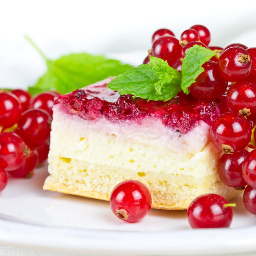 Ciasto z porzeczkami /©123RF/PICSEL