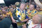 Cichym bohaterem sukcesu Vive Tauronu Kielce jest Holender Bertus Servaas