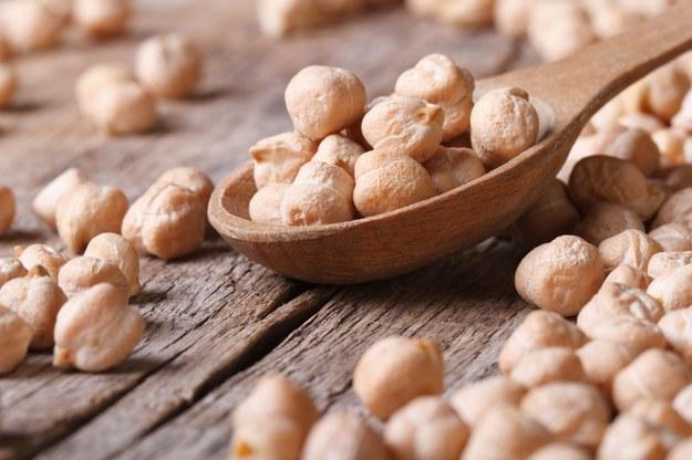Ciecierzyca jest doskonałym źródłem białka roślinnego /123/RF PICSEL