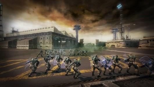 Ciekawe, czy grze uda się dorównać słynnej serii Total War /INTERIA.PL