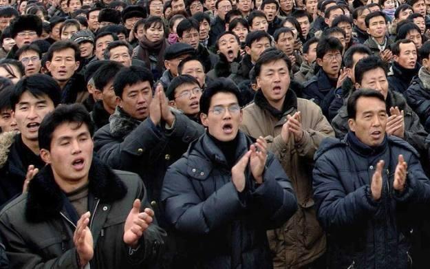 Ciekawe, czy towarzyszom graczom z Korei spodoba się darmowa gra dla całego narodu? /AFP