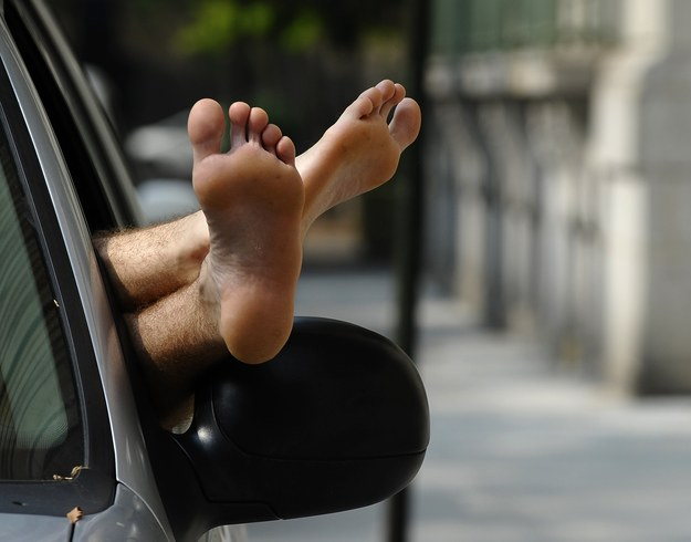 Ciekawy sposób na dojazd do pracy /AFP