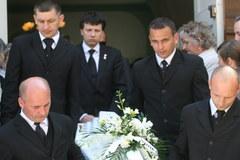 Cieszyn pożegnał chłopca, którego ciało znaleziono w stawie