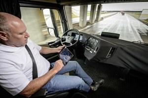 Ciężarówka przyszłości Mercedesa