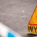 Ciężarówka śmiertelnie potrąciła mężczyznę na autostrada A1 koło Rybnika
