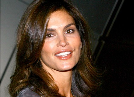 Cindy Crawford - jedna ze zwolenniczek diety strefowej /Getty Images/Flash Press Media