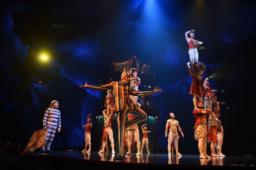 Cirque du Soleil, zdjęcie ilustracyjne /AFP