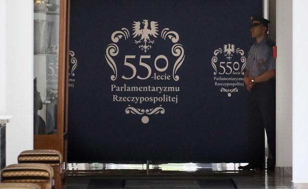 CIS: Sytuacja w Sejmie jest specyficzna, musimy się do niej dostosować