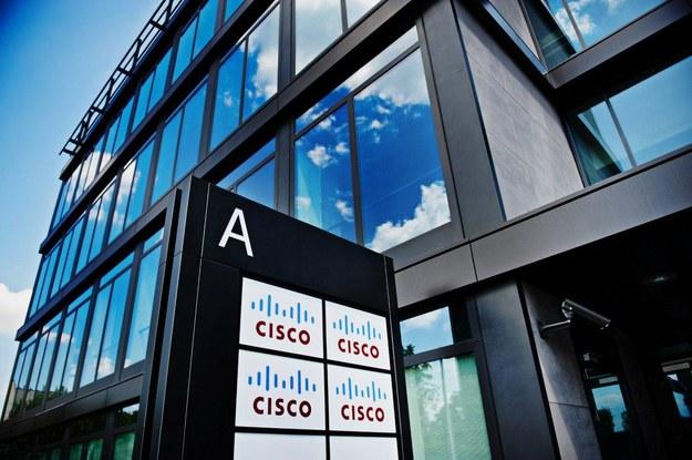 Cisco jest w czołówce listy najlepszych miejsc pracy /Krzysztof Mrówka /INTERIA.PL