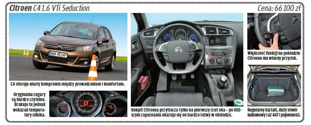 "Citroen C4 /tygodnik ""Motor"""
