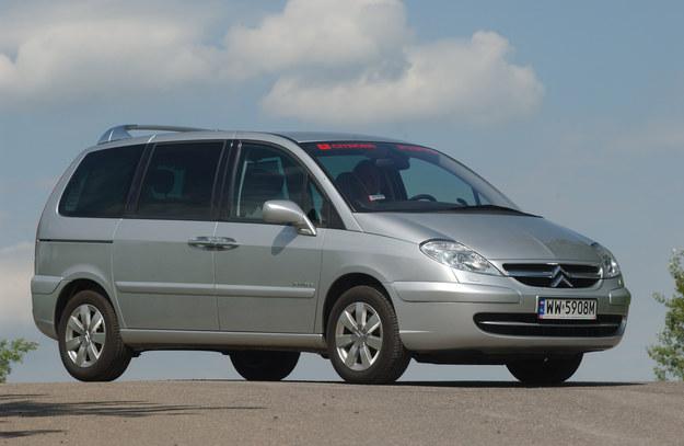 Citroen C8 (2002-) /Motor
