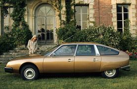 Citroen CX (1974-1979)