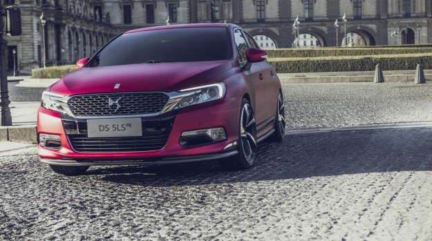 Citroen DS 5LS R /