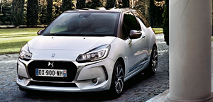Citroen DS3 lifting /Motor