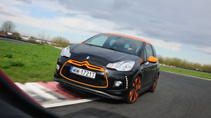 Citroen DS3 Racing - test