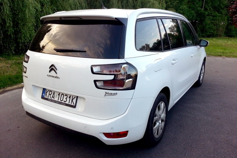 citroen grand c4 picasso test. Black Bedroom Furniture Sets. Home Design Ideas