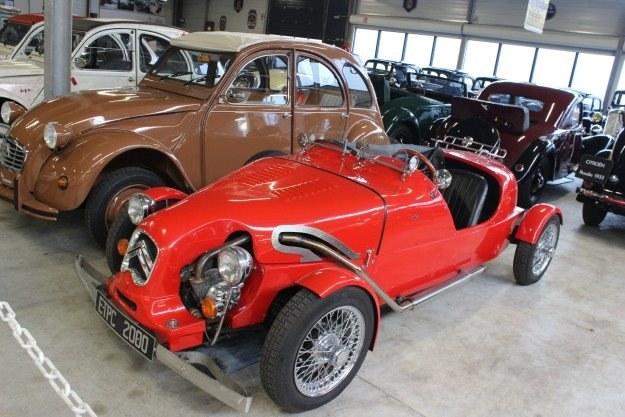 Citroen Roadster Lomax /INTERIA.PL