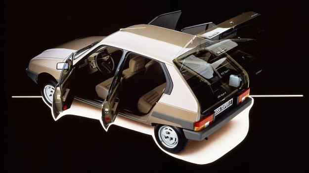 Citroen Visa Super E (1982) /Citroen