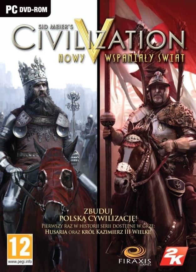 Civilization V: Nowy Wspaniały Świat