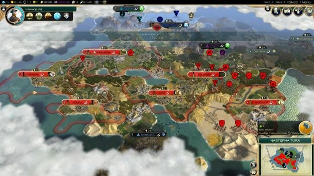 Civilization V: Nowy Wspaniały Świat /materiały prasowe