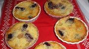 Clafoutis z winogron i swiezych fig czyli mi-figue mi-raisin
