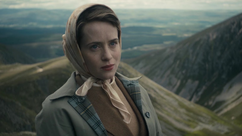 Claire Foy jako królowa Elżbieta II /materiały prasowe