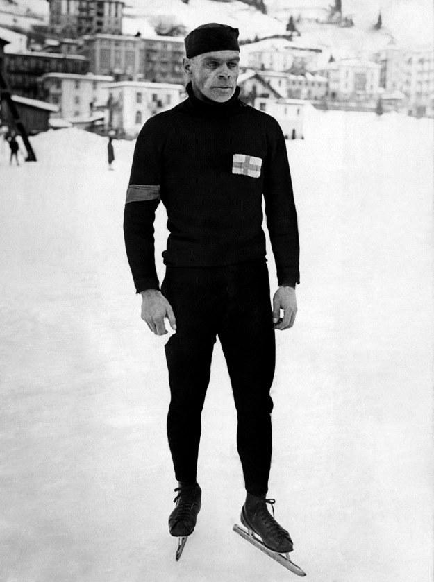 Clas Thunberg zdobył w Chamonix pięć medali /AFP