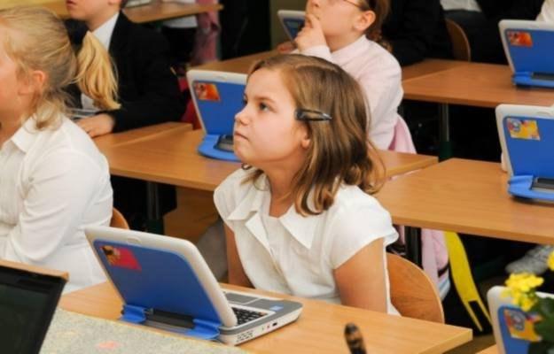 Classmate PC - seria tych małych komputerów trafiła do wielu krajów. Także do Polski, do Katowic /materiały prasowe