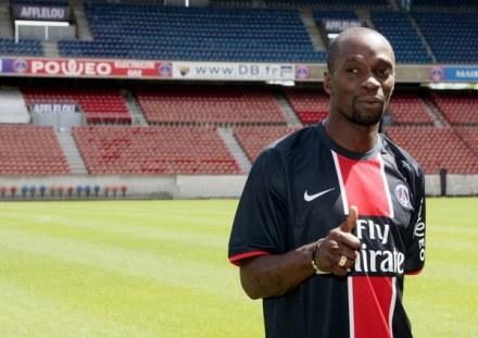 Claude Makelele występuje teraz w PSG /AFP