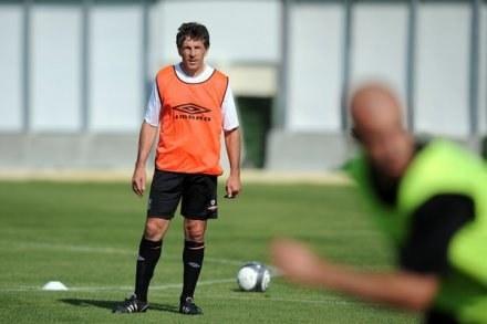 Claude Puel, trener Olympique Lyon /AFP