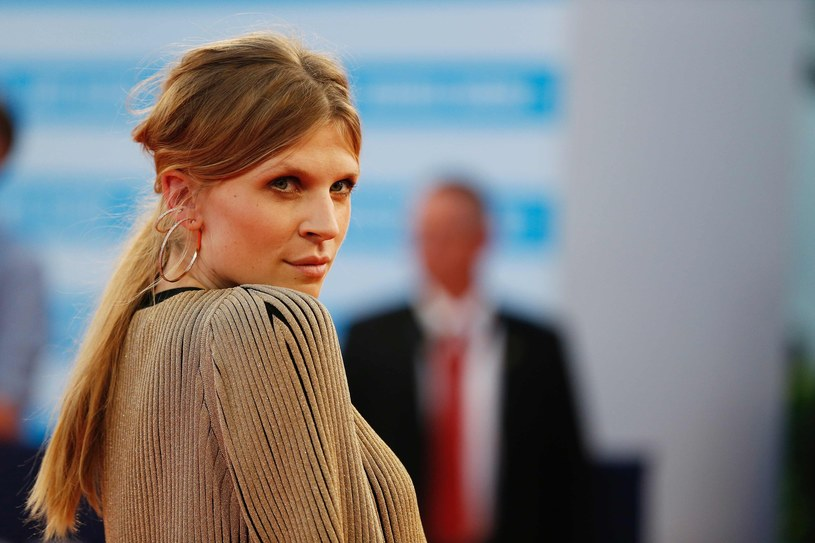 Clémence Poésy /CHARLY TRIBALLEAU  /East News