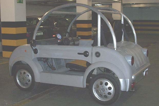 Clic mini-cabrio (kliknij) /INTERIA.PL