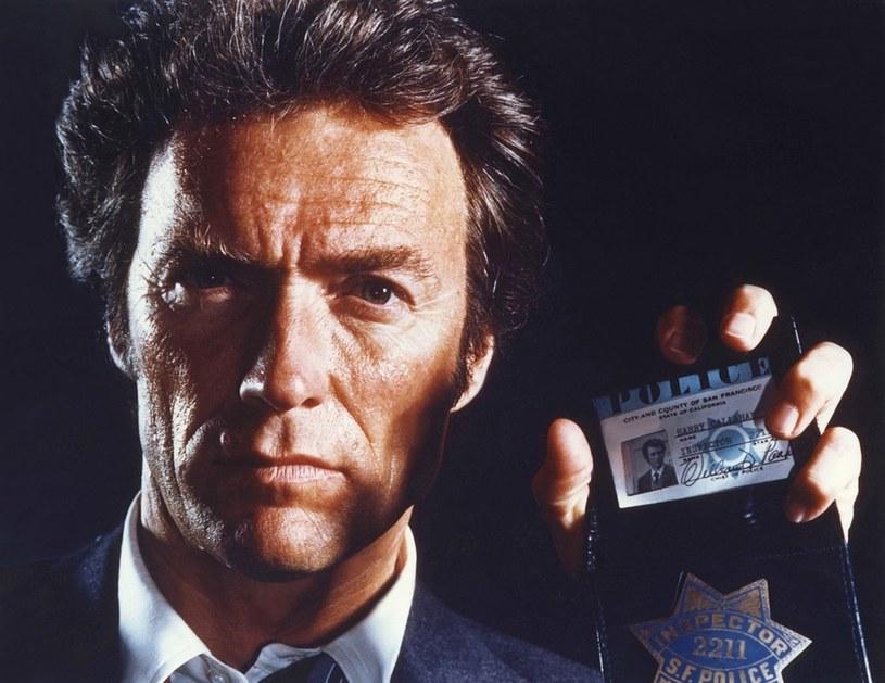 "Clint Eastwood: ""Brudny Harry zgniła świnia""? /Screen Prod / Photononstop /East News"