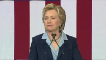 Clinton atakuje Trumpa za niepłacenie podatków