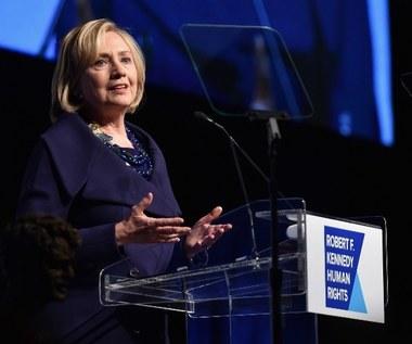 Clinton nowym prezydentem USA? Jest sondaż
